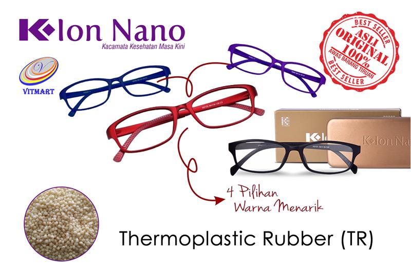 Kacamata Terapi Ion Nano TR